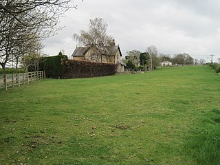 Newton Kyme railway station Disused railway station in North Yorkshire, England