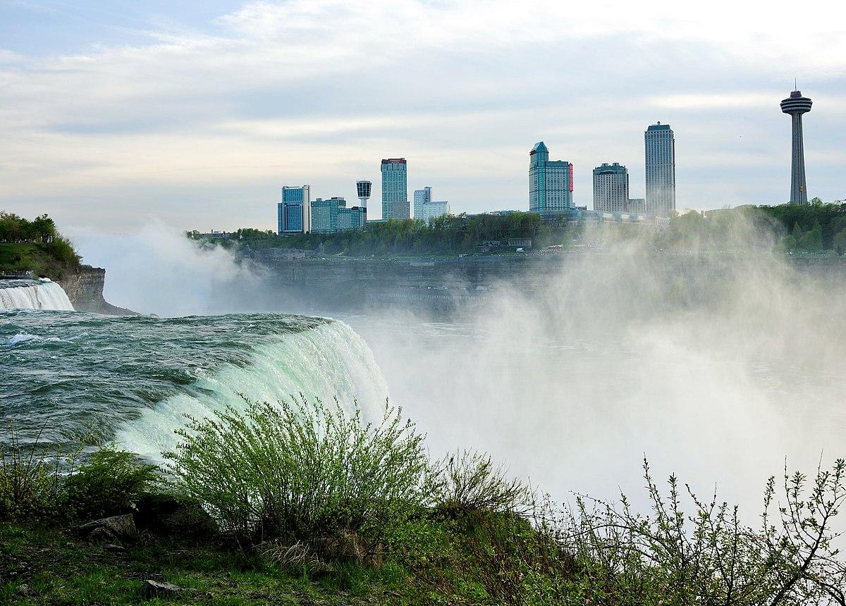 Niagara Falls Ontario Wikip 233 Dia