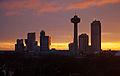 Niagara Falls Skyline Sunset.jpg