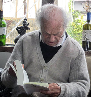 Nicanor Parra - Nicanor Parra at the age of 100