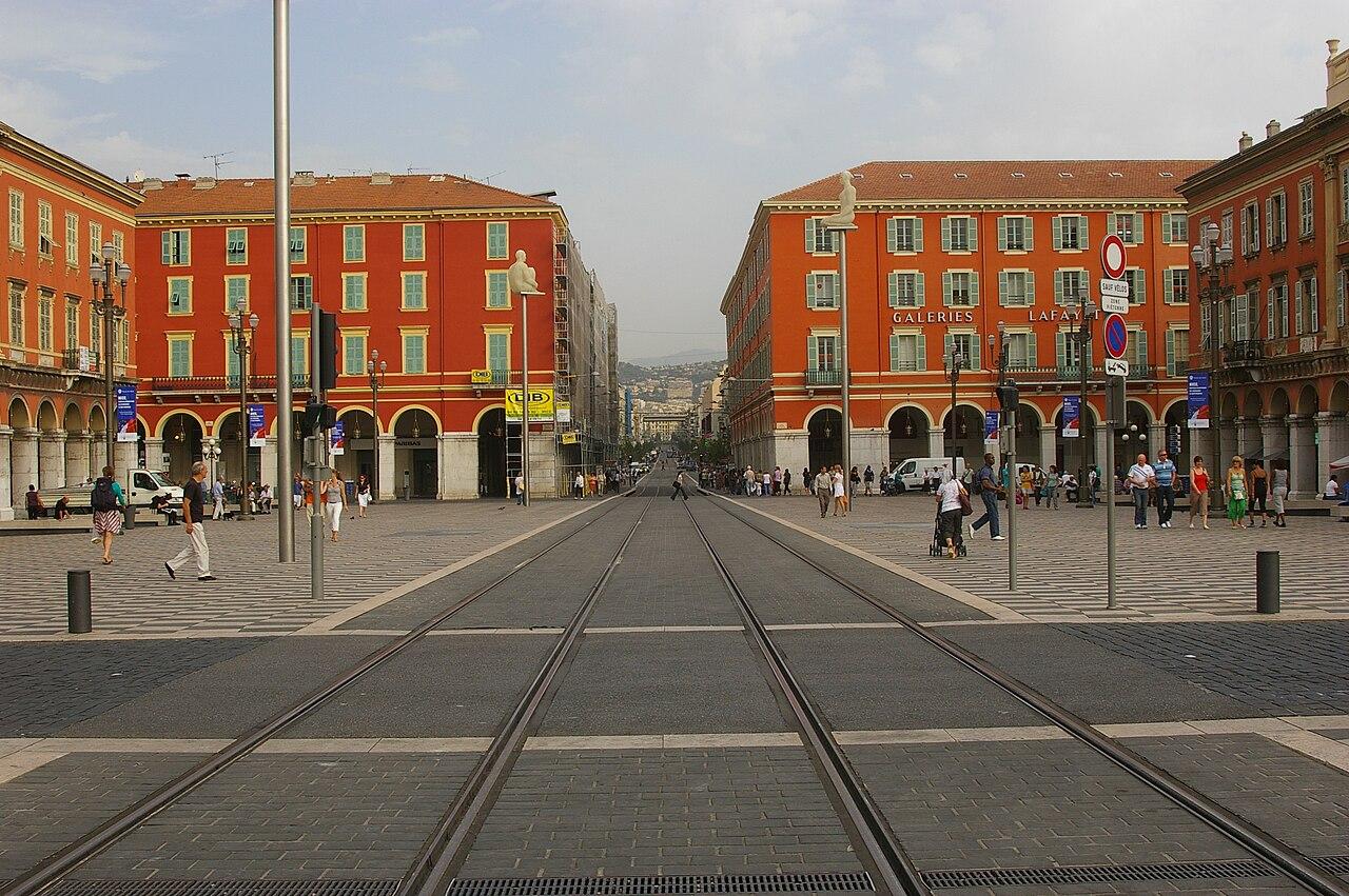 File nice place wikimedia commons - Place massena nice ...