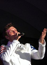 Nick Carter, CNE Toronto Ontario, August 2012.jpg