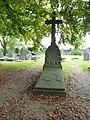Nijmegen begraafplaats Daalseweg, priestergraf, grote grafkelder van Jezuieten en Dominicanen.JPG