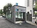 Nijubashimae-station-Exit4.jpg