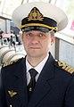 Nikolai Alexandrovich Paramonov Captain of MS Leonid Sobolev River cruise Vodohod.jpg