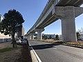 Nishi-Kyushu Expressway near Port Entrance of Sasebo Station.jpg