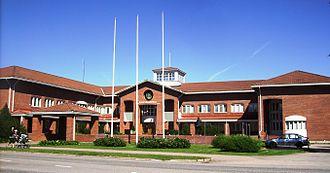 Nivala - Image: Nivala stadshus