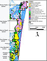 Noosa National Park vegetation communities map.jpg