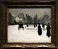 Norbert goeneutte, il boulevard di clichy sotto la neve, 1875-76.jpg