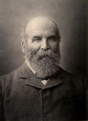 James Watney - Norman Watney portrait