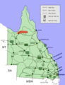 Normanton location map in Queensland.PNG