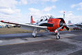 North American T-28B Trojan Navy RSideFront TICO 13March2010 (14596217321).jpg