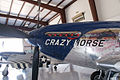 North American TP-51D-30-NA Mustang Crazy Horse 2 LSideNoseArt Stallion51 11Aug2010 (14983886315).jpg