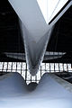 North American XB-70A Valkyrie Nose above YF-23 tall R&D NMUSAF 25Sep09 (14620533113).jpg