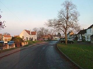 North Cowton Village and civil parish in North Yorkshire, England