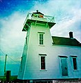 North Rustico lighthouse, north coast of Prince Edward Island, Canada - panoramio.jpg