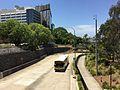Northern Busway, Herston, Brisbane 02.JPG
