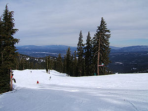 Northstar California - Image: Northstar Tahoe 2