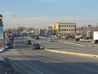 Northwest along SR-126 in Layton, Utah, Jan 16.jpg