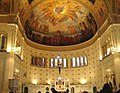 Notre Dame de la Defense Church Interior in Montreal -Stradablog.jpg