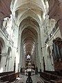 Noyon (60), cathédrale Notre-Dame, chœur, vue vers l'ouest 1.jpg