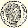 Numa Pompilius, from Promptuarii Iconum Insigniorum.jpg