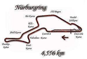 2000 1000 km of Nürburgring - Nürburgring GP-Strecke