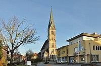 Nussbach Pfarrkirche hl Leonhard.JPG