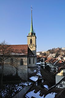 Church in Bern, Switzerland