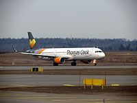 OY-TCH - A321 - Thomas Cook Scandinavia