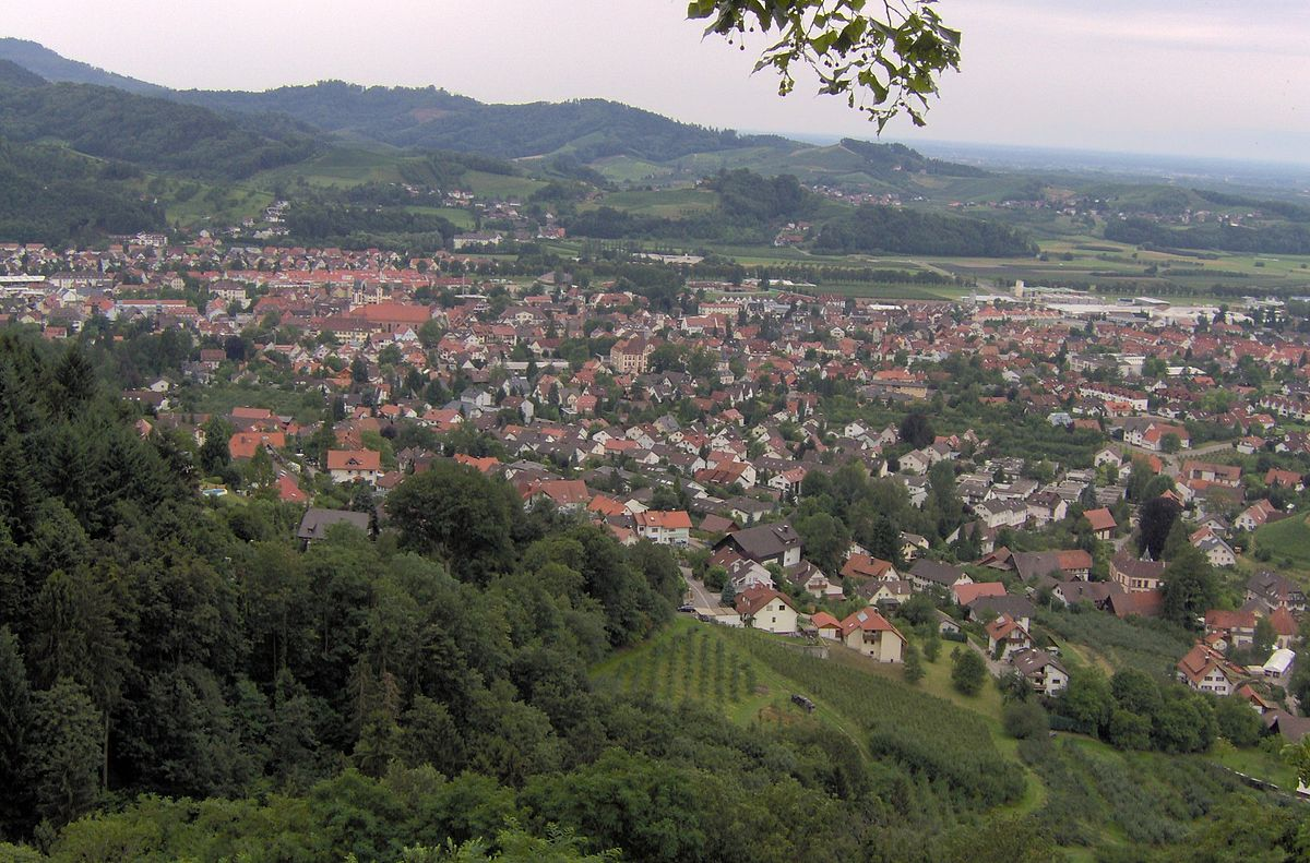 Oberkirch Badenia Wirtembergia Wikipedia Wolna Encyklopedia