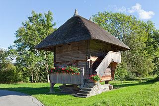 Oberkulm Municipality in Switzerland in Aargau
