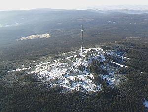 Ochsenkopf in January 2005