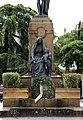 Odo franceschi, monumento ai caduti di sesto fiorentino, 1925, 05 donna con bambino.jpg