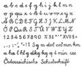 Oesterreichische Schulschrift 1969, 1 - Steilschrift.tiff