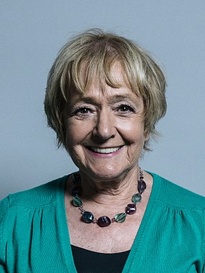 Margaret Hodge - Official portrait of Hodge (2017).