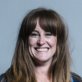 2014 Rochester and Strood by-election - Image: Official portrait of Kelly Tolhurst crop 3