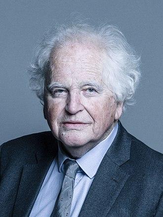 Giles Radice - Lord Radice's official parliamentary photo