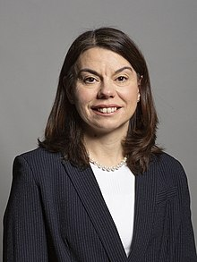 Official portrait of Sarah Olney MP crop 2.jpg