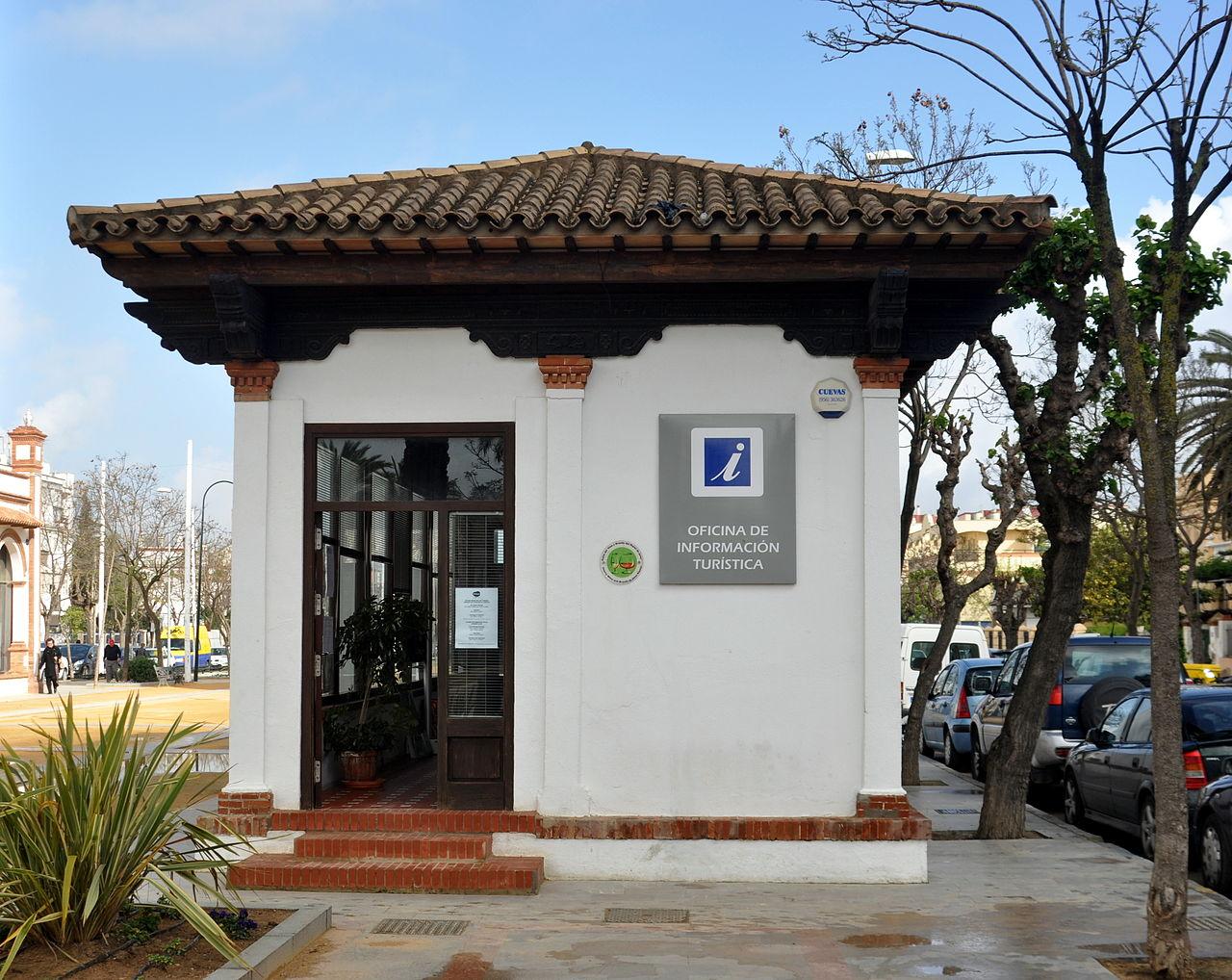 File oficina de turismo sanl car barrameda jpg wikimedia for Oficina turismo cadiz
