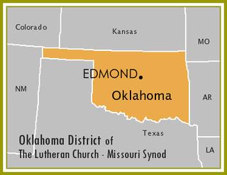 Oklahoma District of the Lutheran Church–Missouri Synod