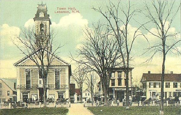 Old Town Hall, Lebanon, NH