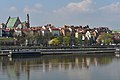 Old Town in Warsaw view from Vistula 2019a.jpg