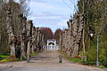 Old cemetery Christiansfeld (5628887810).jpg