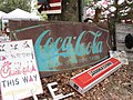 Old signs seen at the October 2019 Cameron Antiques Fair image 1.jpg
