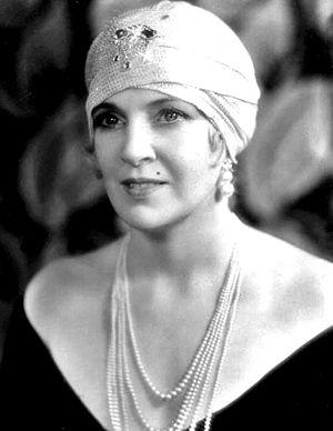 Baclanova, Olga (1896-1974)