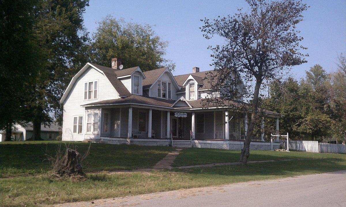 Oliver House Corning Arkansas Wikipedia