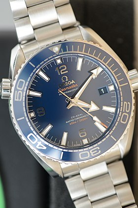 Image illustrative de l'article Omega Seamaster