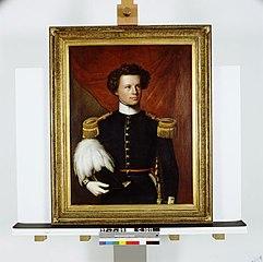 Portret van Jan Carel François baron van Eck (1824-1853)
