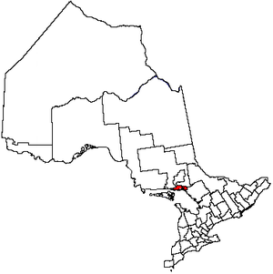 Killarney, Ontario - Image: Ontario killarney